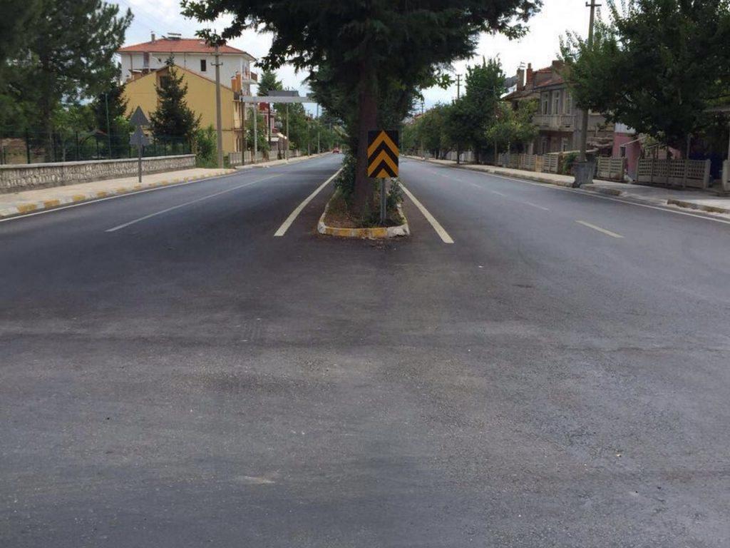 Atabey-Isparta Yol Çalışmaları