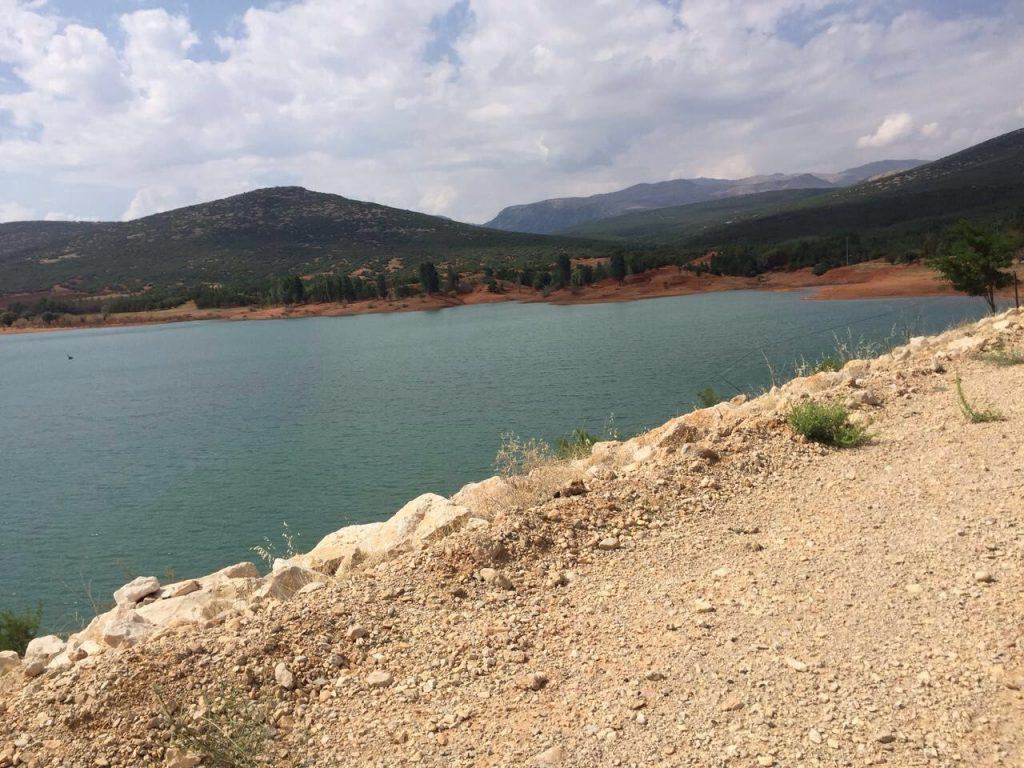 Atabey Sulama Göleti ve Piknik Alanı (1)